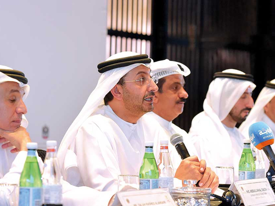 UAE Opposed To Protectionism, Top Official Says