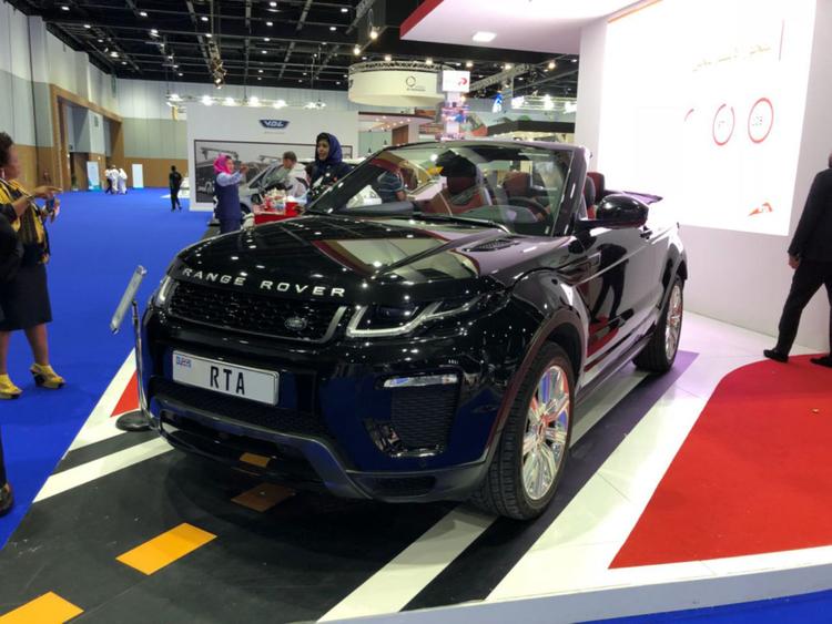 Now, go around in a three-wheeler in Dubai | Transport