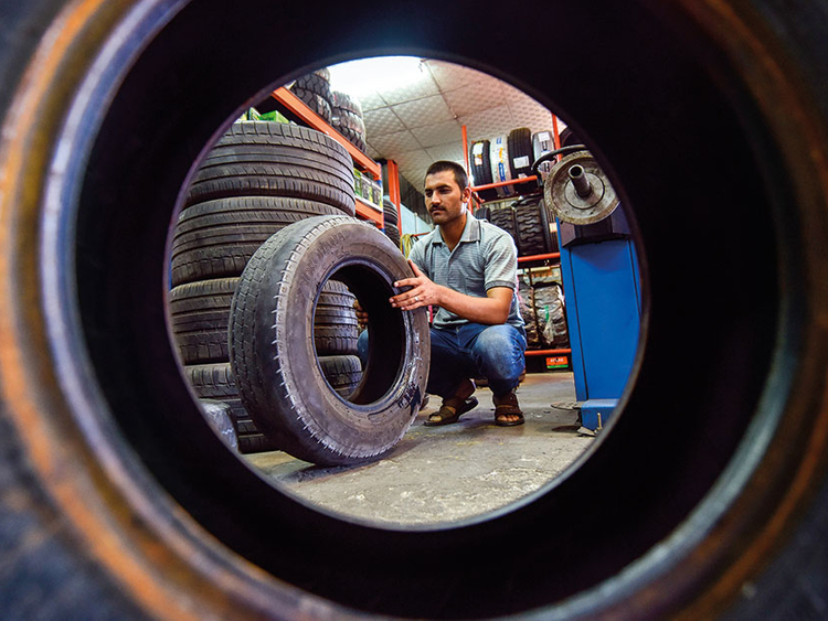New car tyres should be less than 150 days old | Society