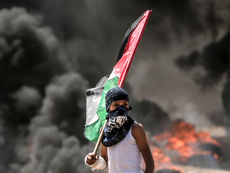 US moves embassy to Jerusalem; Gaza erupts in protest ...