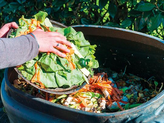 In Britain, chefs stir up anti-food waste revolution