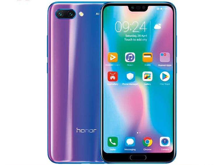 Honor 10: Best mid-range device money can buy now