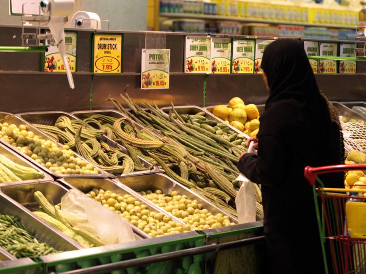 UAE retailers rule out shortage of vegetables