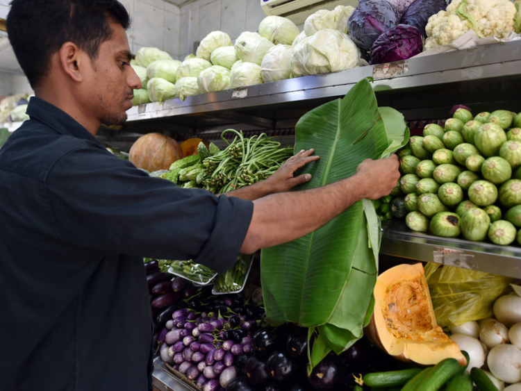 UAE retailers rule out shortage of vegetables
