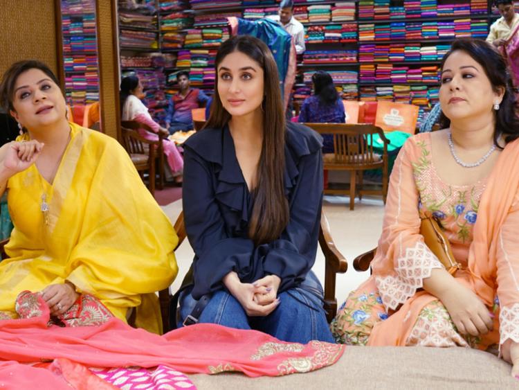 Veere Di Wedding Reviews.Veere Di Wedding Review Kareena Kapoor Leads Her Girls To