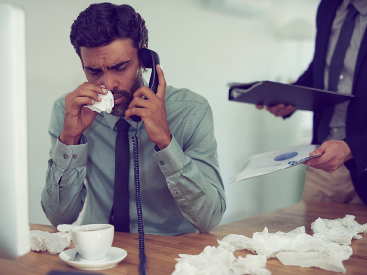 Commercial air conditioning: Sickness in the system