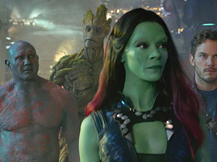 Zoe Saldana Opens Up About Gamora And That Avengers Twist