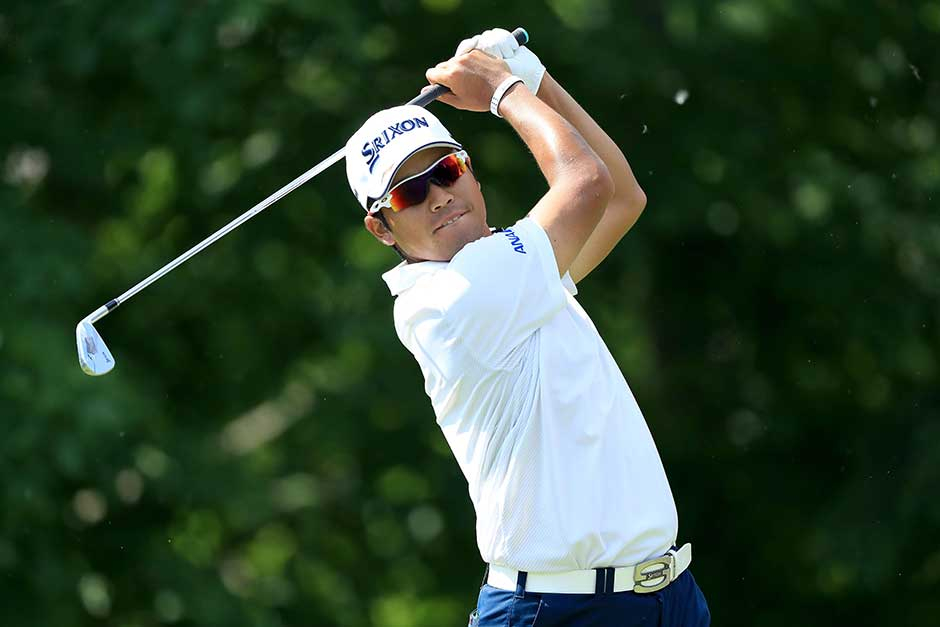 Hideki Matsuyama in the lead: Japanese golfer has a shot at making history at the Masters