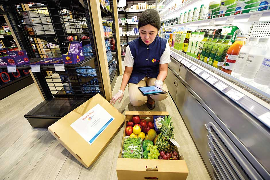 Price and speed start to matter for UAE's online grocery apps and shoppers