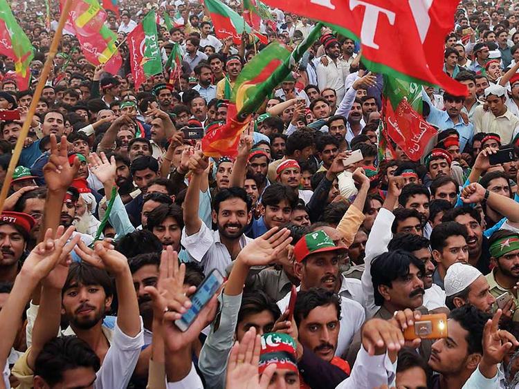 imran khans election campaign - 750×563