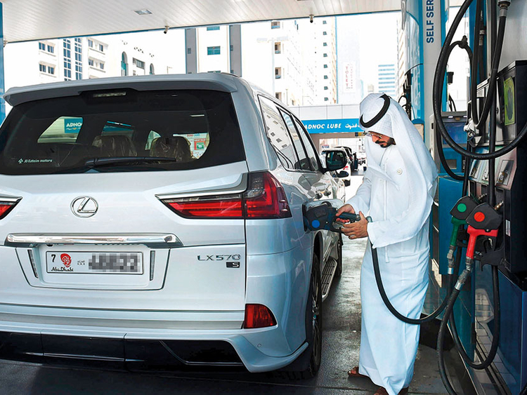 Adnoc Launches Flex Pay Dh10 For Assistance At Petrol Stations In