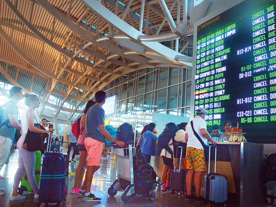 Bali Airport Reopens After Ash Threat Stranded Thousands