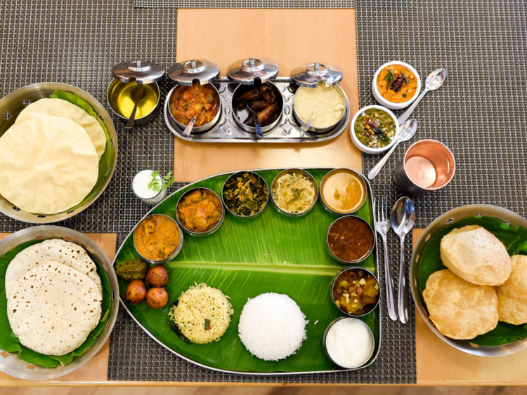 In praise of Andhra thali, and where to find it in Dubai