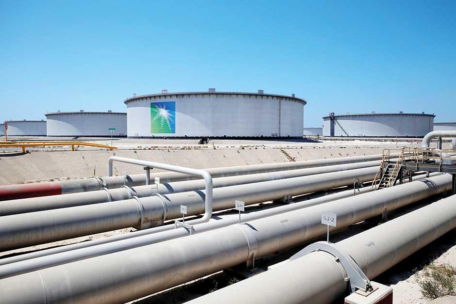 Pipeline deal shows oil still king for investors in Saudi Arabia