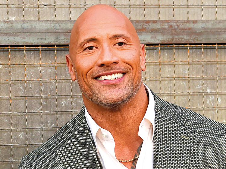 The Rock Dwayne Johnson You Might See Me In A Bollywood