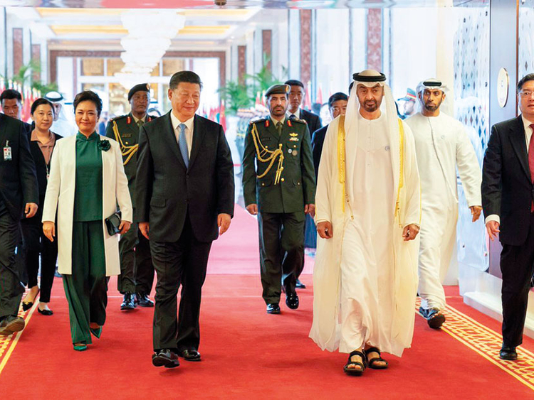 UAE-China ink agricultural deals | Government – Gulf News