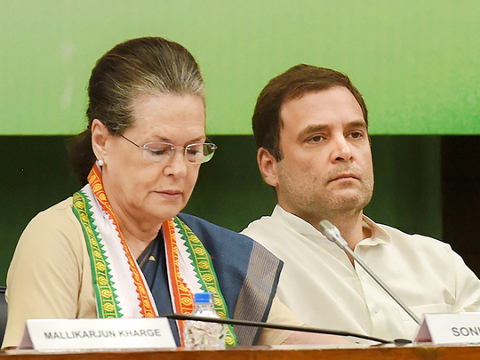 Rahul Gandhi is making Congress vacate centrist space in Indian politics