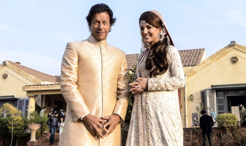 Second marriage was biggest mistake: Imran Khan