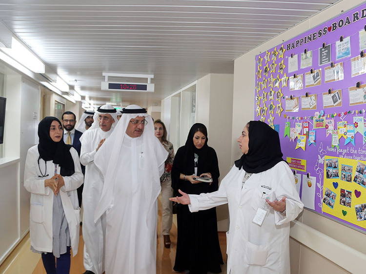New cancer centre to come up in Dubai by 2020