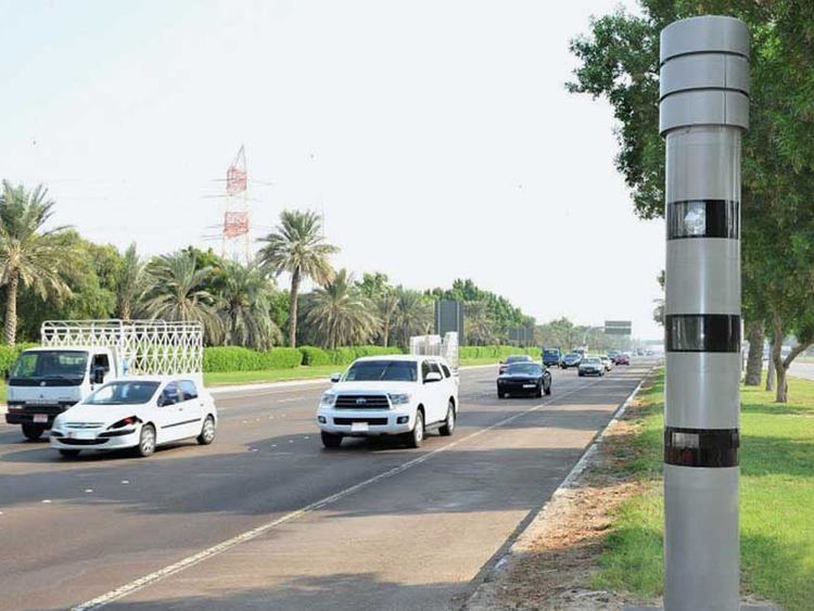 Abu Dhabi buffer speed limit removal explained | Transport