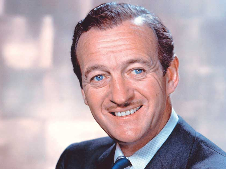 Image result for David Niven