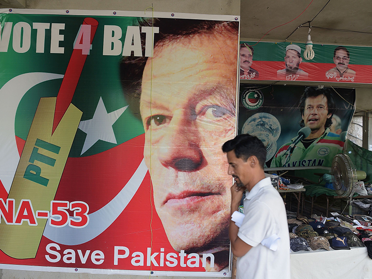 Pakistan election results live: Imran Khan wins in Pakistan