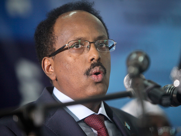 Somalia: President names Mohamed Hussein Roble as prime minister | Mena –  Gulf News