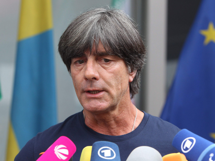 d3a1293d9 Loew to stay as Germany coach despite World Cup debacle  report