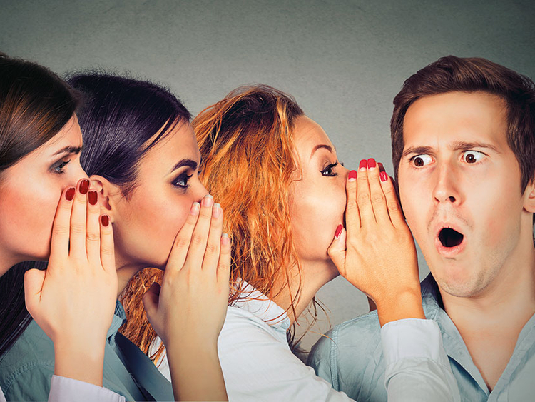The Danger of Gossip - It is Reputation Theft