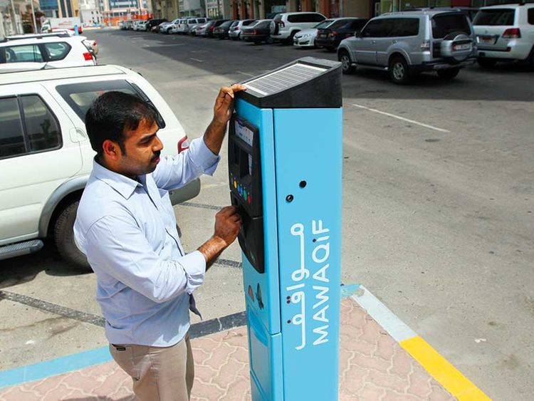 Free Parking Days Are Over In Abu Dhabi Transport Gulf News