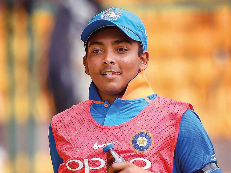 Prithvi Shaw S Dope Suspension New Headache For Indian