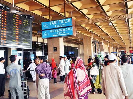 Airlines cancel several Pakistan-UAE flights, COVID not the reason