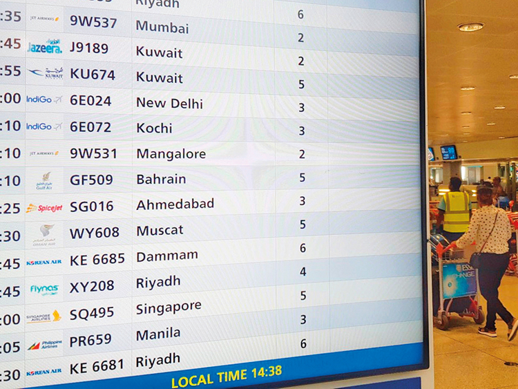 UAE airlines resume flights to Cochin Airport | Aviation