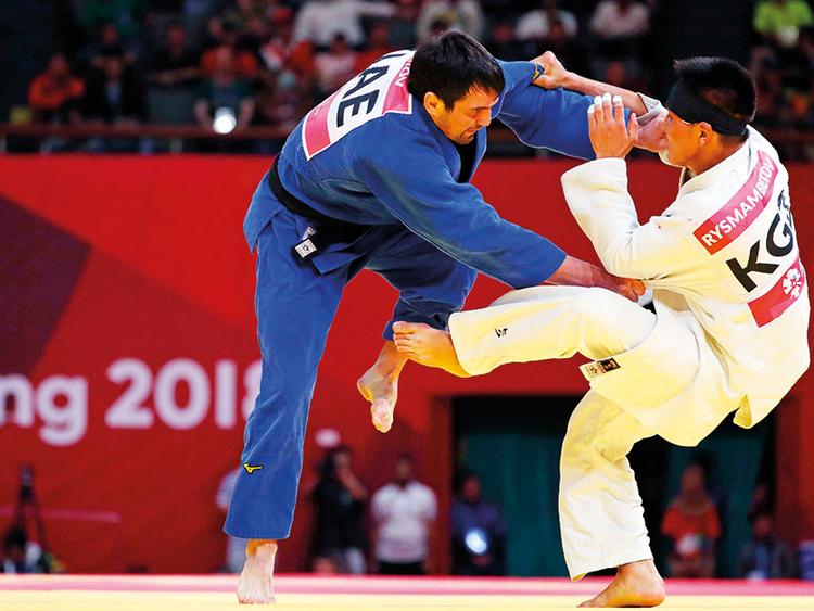 Tokyo Olympics 2020: UAE judoka pair packs a punch for medal chances |  Olympics – Gulf News