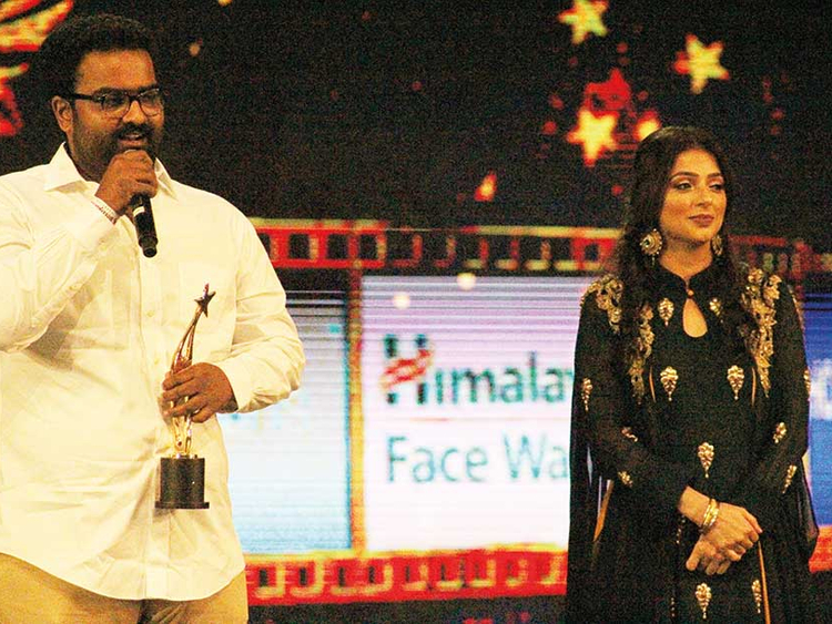 South Indian stars shine in Dubai at Siima | South-indian