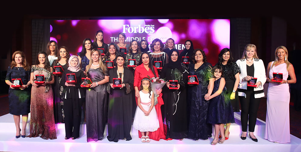 UAE expats among 100 most Influential women in Middle East