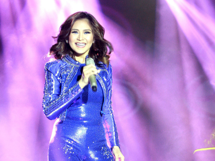 Sarah Geronimo S Tala Is Most Viewed Filipino Music Video On Youtube Pinoy Celebs Gulf News