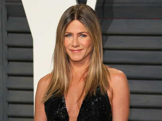 Jennifer Aniston has a gift for coronavirus-affected nurse