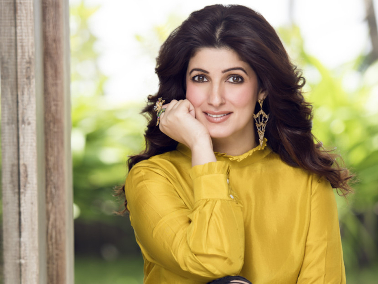 88a68685b7824 Twinkle Khanna on writing her own script in life | Bollywood – Gulf News