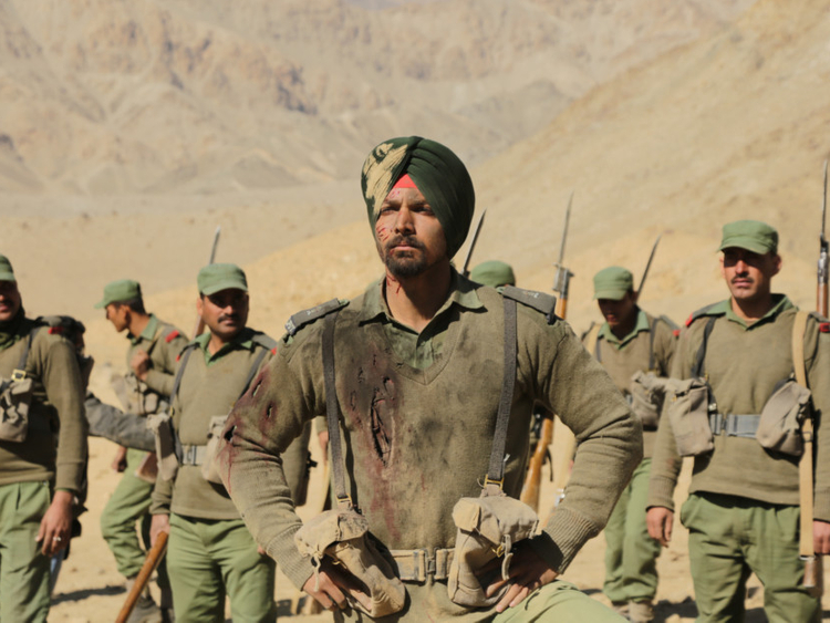 Paltan Film Review A Bland War Film Minus The Action
