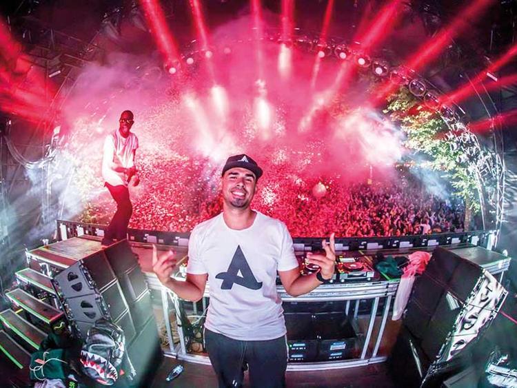 Martin Garrix, Afrojack return to Dubai for new festival