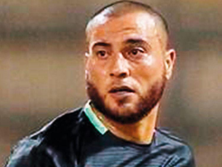 Amer Shafi of Jordan