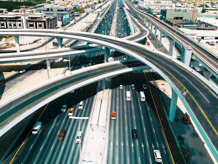 Dubai sets aside Dh9.2b for infrastructure spending