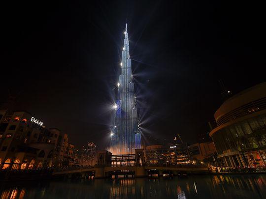 RDS_190101 Burj Khalifa show 1
