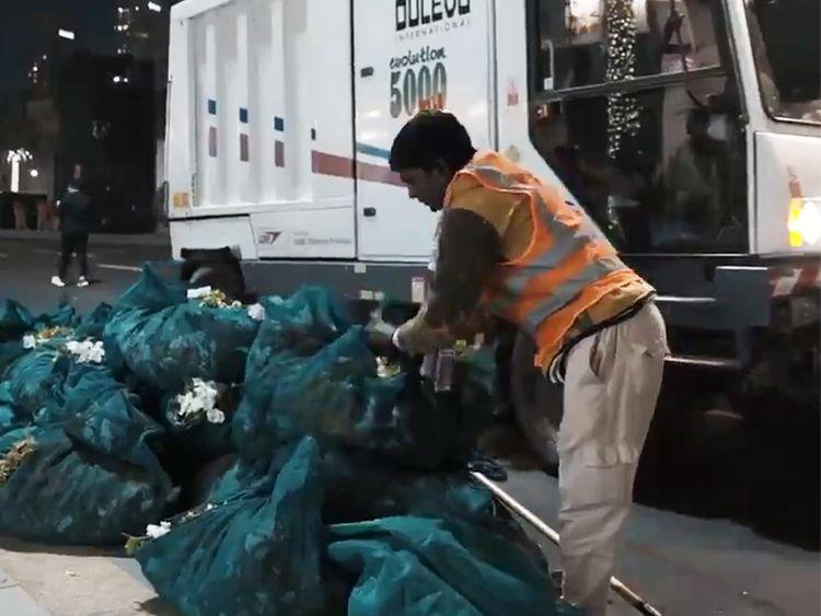 RDS_190101 Downtown Dubai cleanup