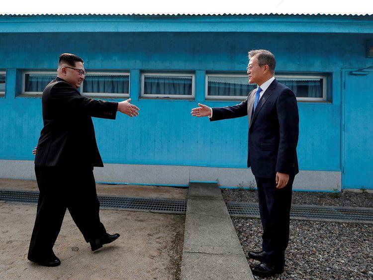Seoul and Washington 181231