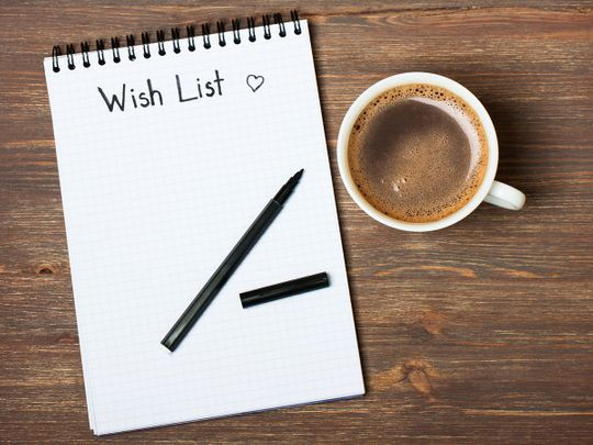 wish list generic 11