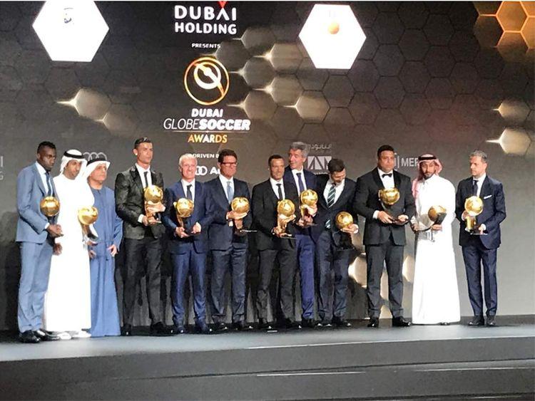 Golden Soccer Awards