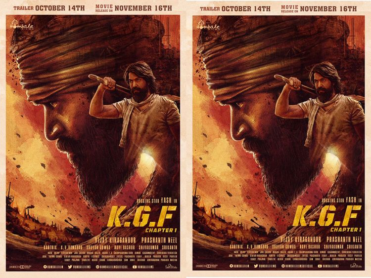 Review of KGF: Chapter 1 - Kannada blockbuster dubbed in Hindi