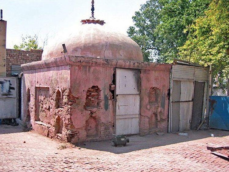 RDS_190104 Pakistan Hindu temple